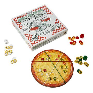 Pizza Theory Game