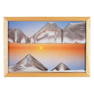 Sunset Sand Art