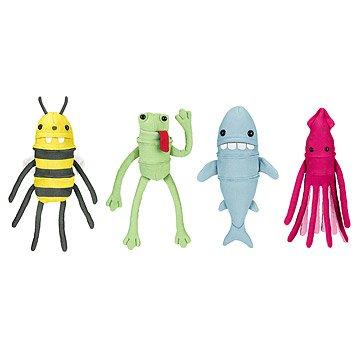 Clump-o-Lump Stuffed Animals