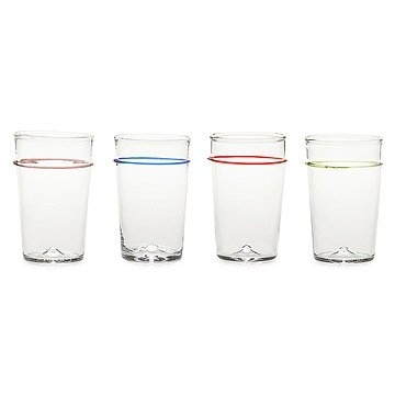 Marida Juice Glasses - Set of 4