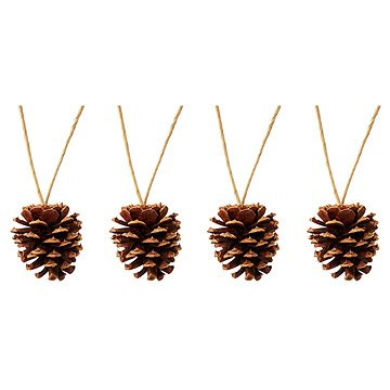 Pine Cone Air Freshener - Set of 4