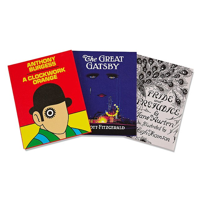 Literary Art iPad Cases