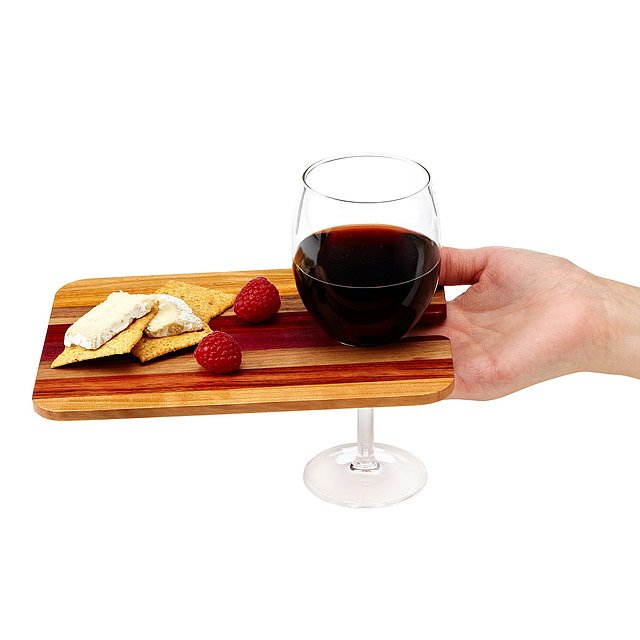 Wooden Party Trays - Set of 6 2