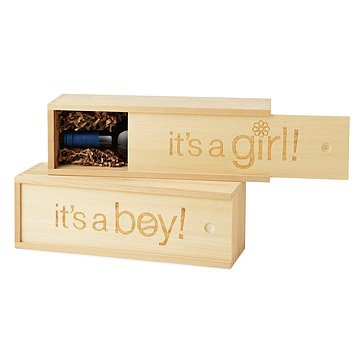 New Baby Wine Boxes