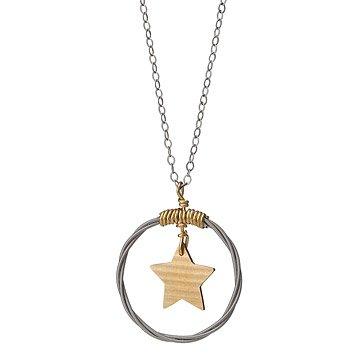 Star Cymbal Pendant