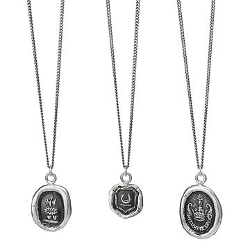 Inspirational Talisman Necklaces