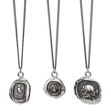 Animal Talisman Necklaces