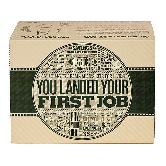 You Landed Your First Job Kit 2