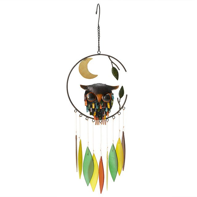Spiky Owl Chime