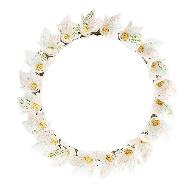 Flower Wreath of Wishes 3