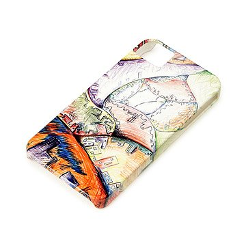 Liquid City iPhone Case