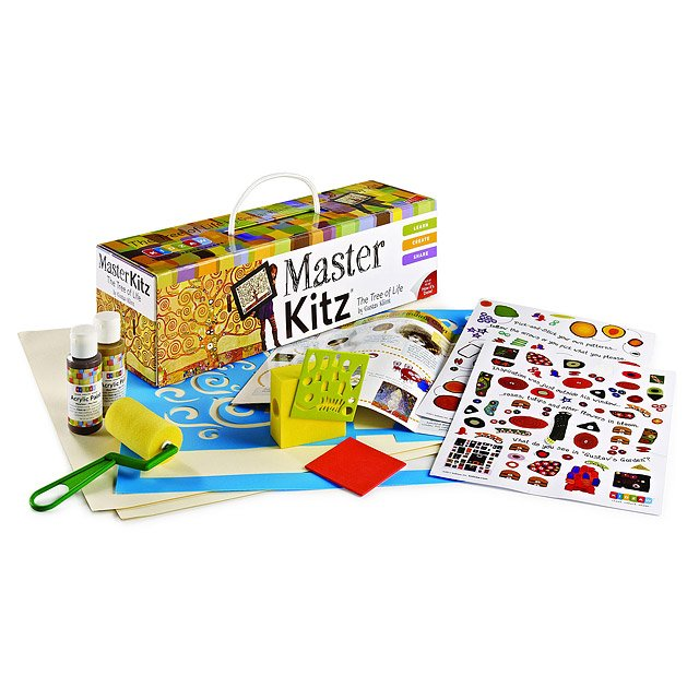 Tree Of Life Master Art Kit for Kids