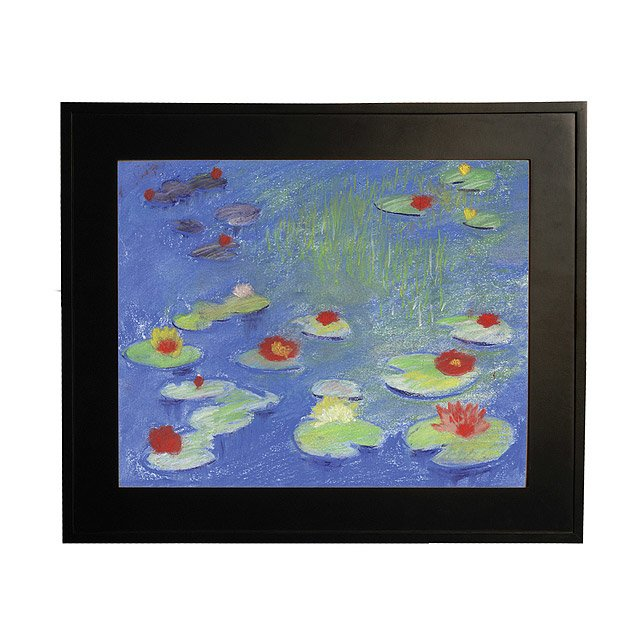 Water Lilies Master Art Kit for Kids 2