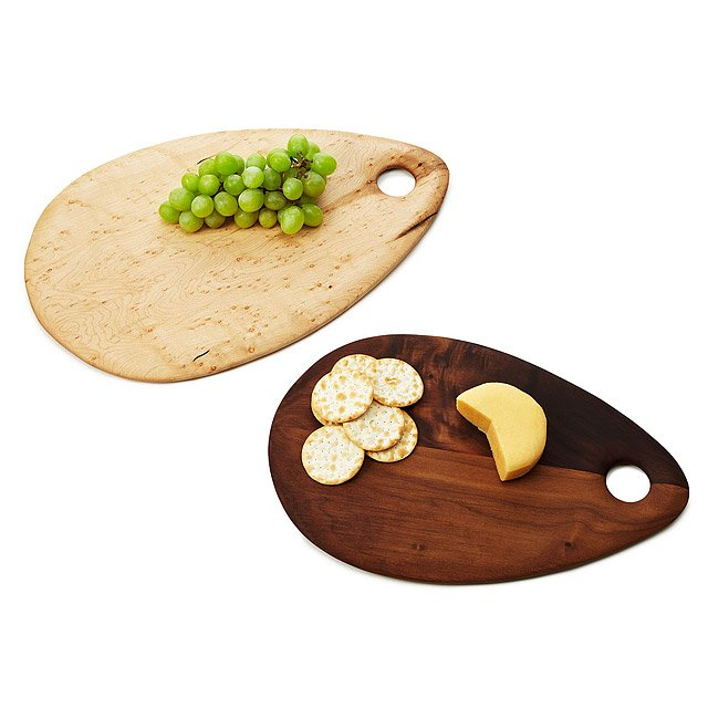 Teardrop Serving Boards