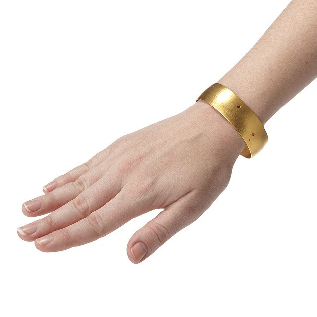 Gold Astrology Cuff 3