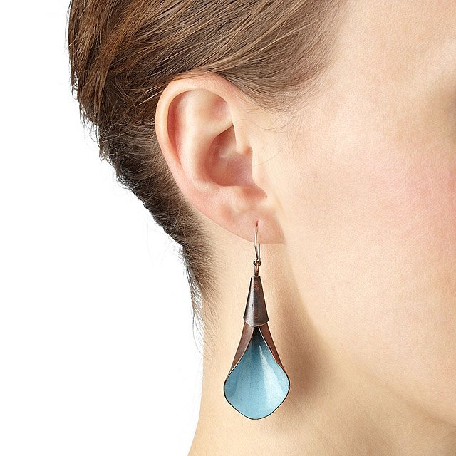 Calla Lily Earrings 2