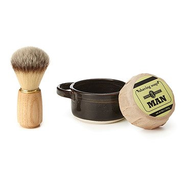 Herban Men's Shaving Set