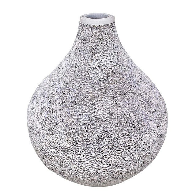 Recycled Paper Honeycomb Vase 2