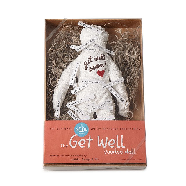 Get Well Good Voodoo Doll 2