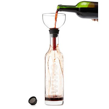 Wine Aerator & Decanter Set