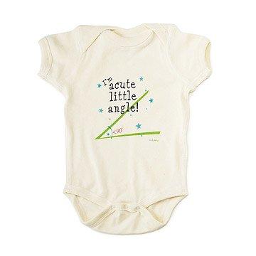 Acute Angle Babysuit
