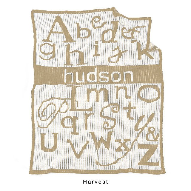 Personalized Baby Stroller Blanket 3
