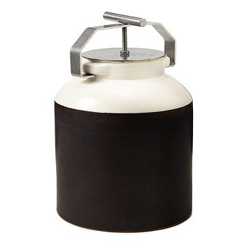 Stoneware Compost Container