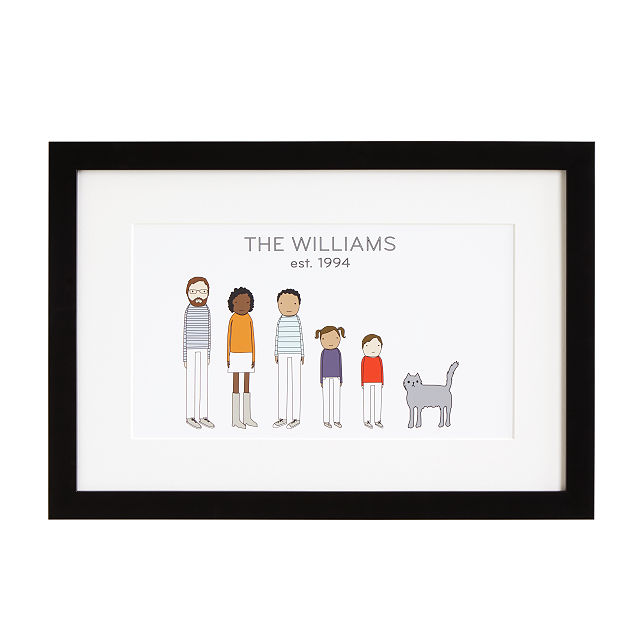 Personalized Family Print 3