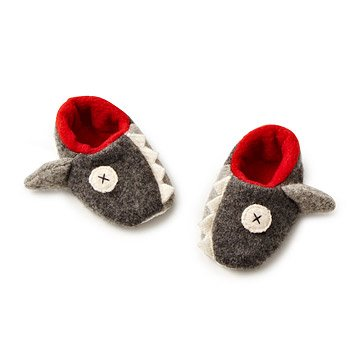 Baby Shark Slippers