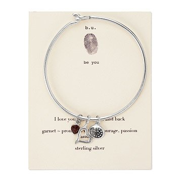 To the Moon and Back Charm Bracelet