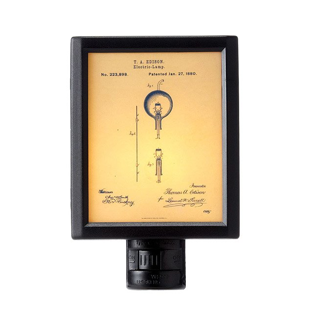 Edison Nightlight