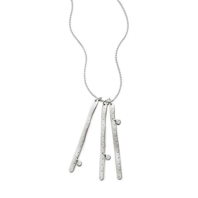 Milestone Drop Necklace