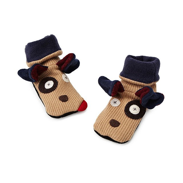 Toddler Dog Slippers