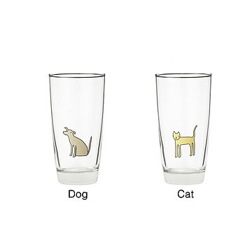 Family Pet Glassware