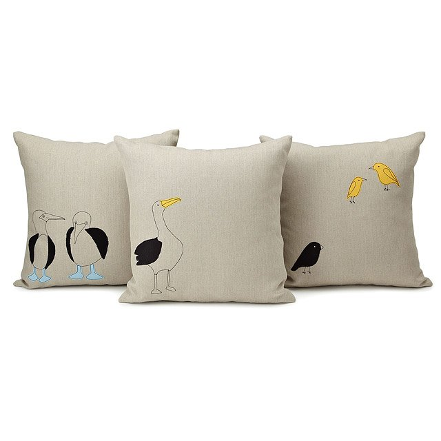 Galapagos Pillows