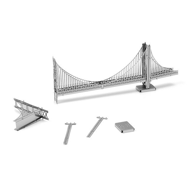 Lightweight Steel Building Kit - U.S. Monuments 2