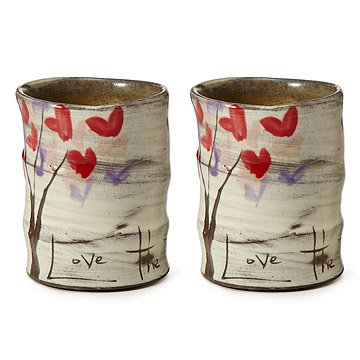 Love Tree Cups - Set of 2