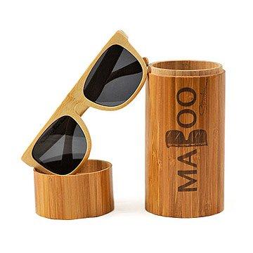 Bamboo Sunglasses - Flats