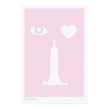 AIGA/NY 30th Anniversary Poster - Paula Scher
