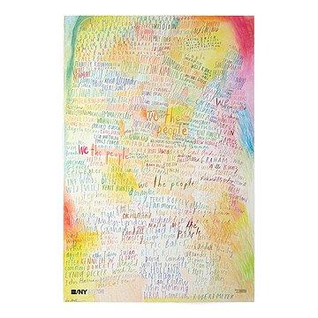 AIGA/NY 30th Anniversary Poster-Debbie Millman