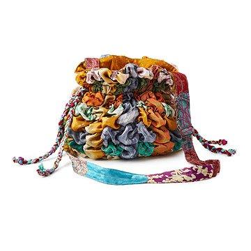 Sari Scrunch Bag