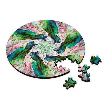 Generative Jigsaw Puzzle