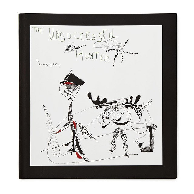 The Unsuccessful Hunter Picture Book