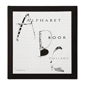 The Alphabet Collage Book