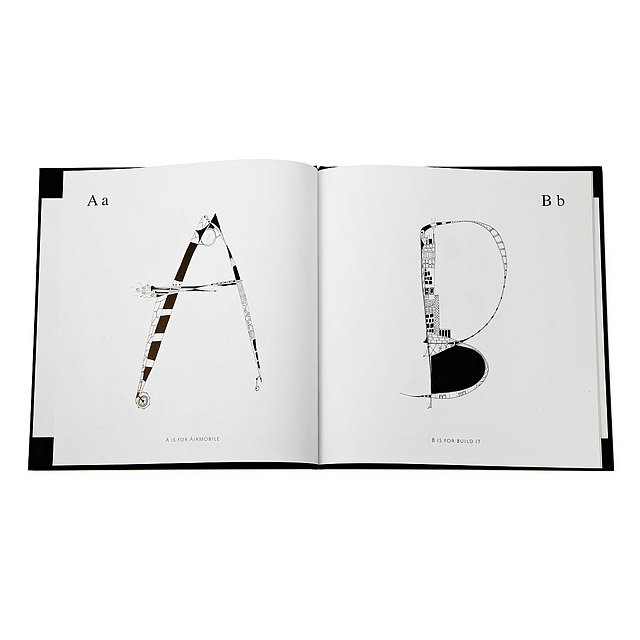 The Alphabet Collage Book 2