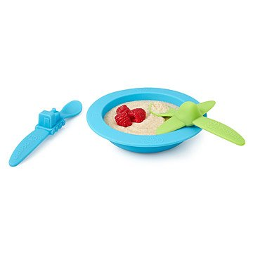 Transportation Mealtime Set