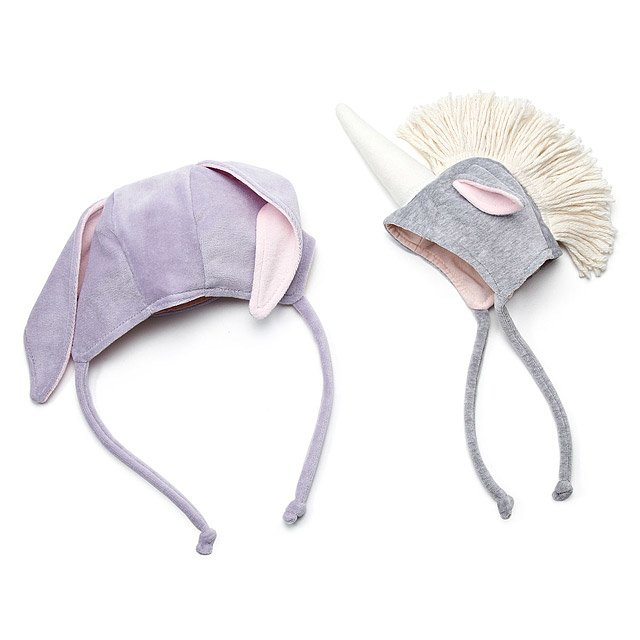 Sweet Bunny and Unicorn Hats
