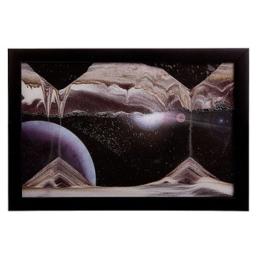 Outer Space Sand Art