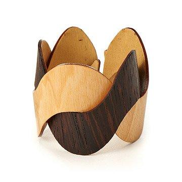 Woven Wooden Cuff
