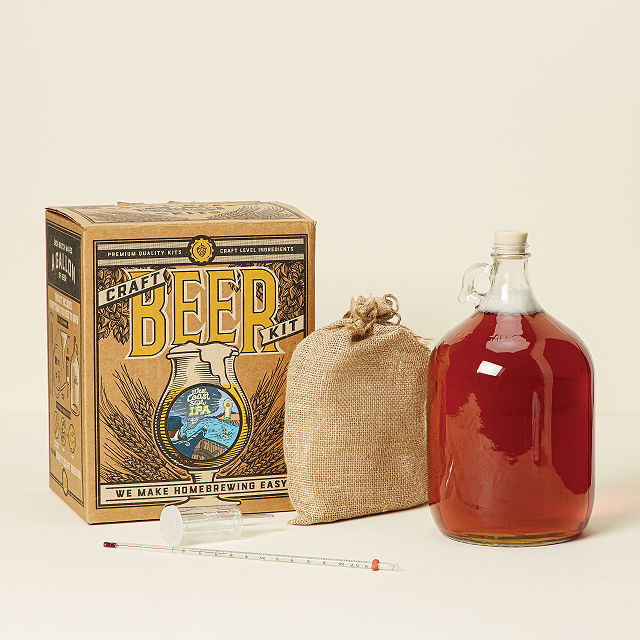 West Coast Style IPA Beer Brewing Kit